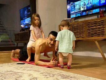 """Sfatul celui mai cunoscut psiholog sportiv din Romania: """"Sa citeasca, sa isi planuiasca cariera, sa stea cu familia, sa fie creativi"""""""