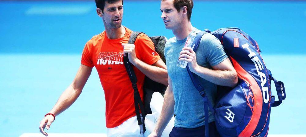 Ce GAFA au facut jurnalistii de la BBC cand au povestit cumNovak Djokovic si Andy Murray au stabilit impreuna portretul-robot al tenisimenului ideal