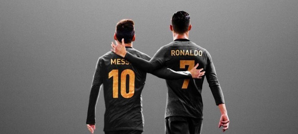 """Scenariul care ar fi putut schimba DUELUL DECENIULUI! Messi si Ronaldo, in aceeasi echipa: """"Nu il voia la Real, asa ca i l-a oferit Barcelonei!"""""""