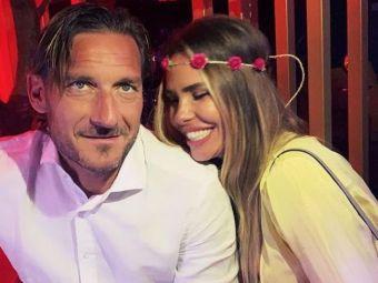 """Francesco Totti, la un pas de DIVORT din cauza unei pisici! :) """"Aproape ne-am despartit din cauza ei."""" Legenda Romei povesteste episodul amuzant"""