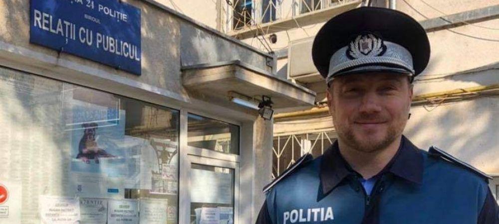 "Dan Savenco e de o saptamana politist! Handbalistul de la Dinamo a povestit experienta traita in Ferentari: ""Omule, e favela acolo!"""