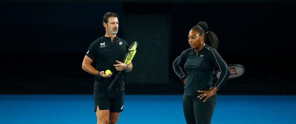 """Vom avea tenis in luna mai! Patrick Mouratoglou, antrenorul Serenei Williams, organizeaza un turneu de top: """"Vor fi 10 meciuri pe weekend"""""""