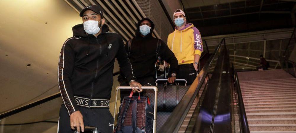 Fotbalistii din Wuhan s-au intors acasa dupa 104 zile! Pandemia de coronavirus i-a tinut blocati in Spania