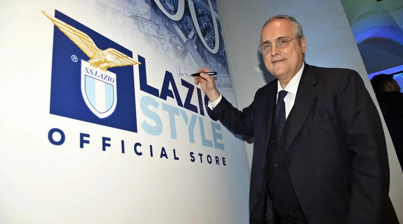 """""""Suntem imbecili sa ne luam dupa marele savant in fizica nucleara si astronaut?!"""" :) Presedintele unui club din Serie A il desfiinteaza pe seful lui Lazio"""