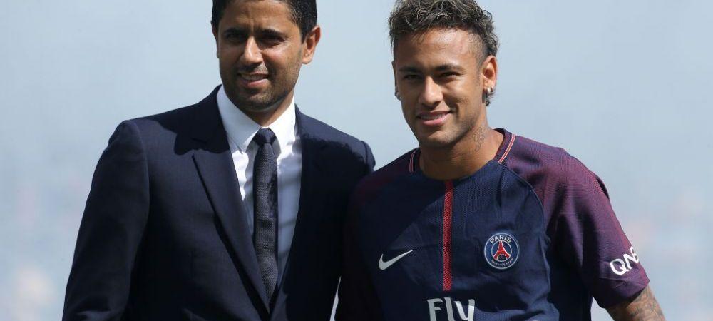 Seicilor nu le pasa de criza economica! Oferta BOMBA pe care o pregatesc pentru Neymar pentru a ramane in 'colivia de aur' a Parisului