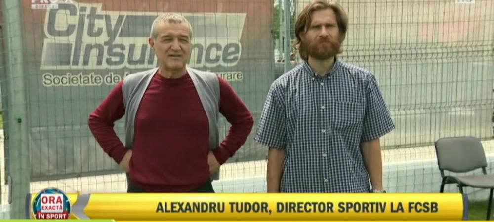 Gest frumos facut de Gigi Becali! Patronul FCSB si Alexandru Tudor au mers impreuna in Joia Mare sa se roage