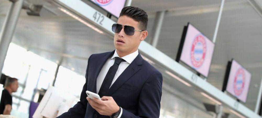 James Rodriguez a fost surprins in 'AEROPORT', desi se afla in izolare! :) Imagini SENZATIONALE cu starul Realului
