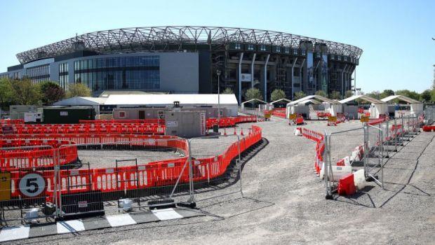 """Cel mai mare stadion din lume, transformat in centru de testare pentru Covid-19: """"Persoanele testate negativ merg la munca, ceilalti stau acasa!"""""""