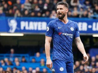 S-a terminat! Olivier Giroud pleaca de la Chelsea pe GRATIS in vara! Cu cine va semna