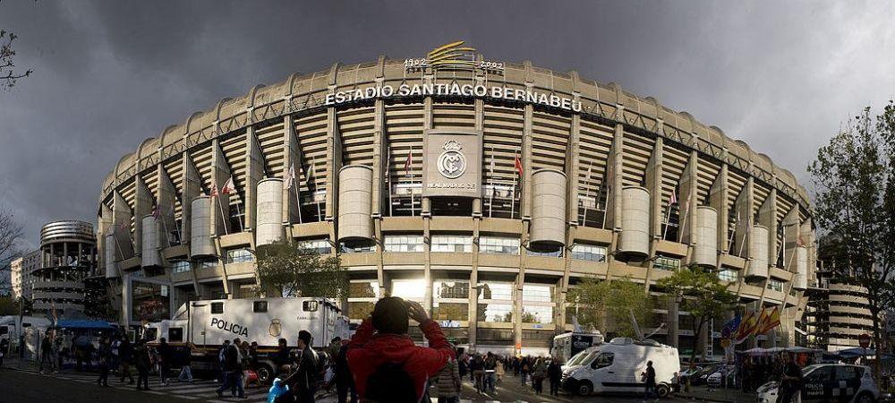 Real Madrid se muta de pe Santiago Bernabeu! Unde vor juca madrilenii daca se reia sezonul