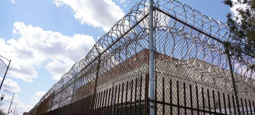 Inchisoarea unde 73% din prizonieri au fost testati pozitiv de coronavirus! Aproape 2000 de oameni sunt infectati
