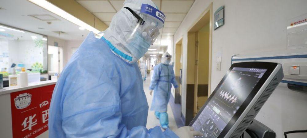 Imagini incredibile cu doctorii infectati cu coronavirus! Ce s-a intamplat cu pielea lor dupa tratament