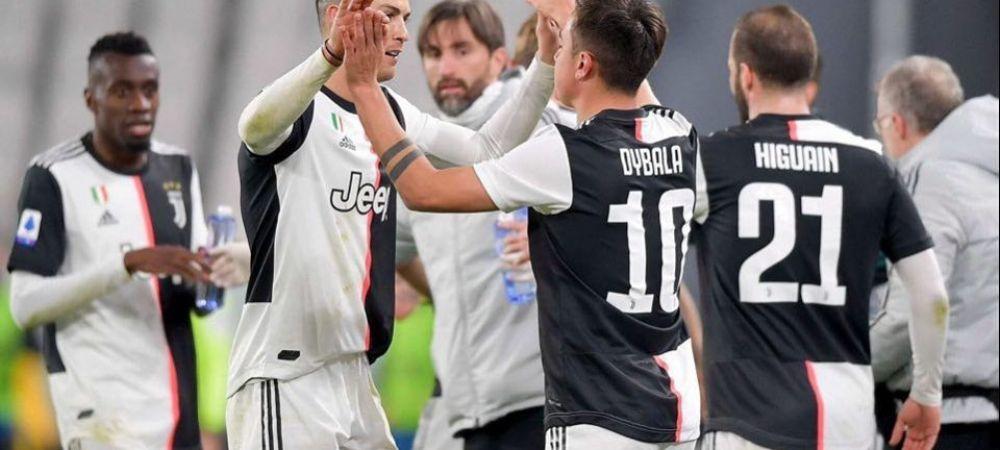 Un jucator al lui Juventus lupta cu COVID-19! Cum ajuta acesta sistemul medical din Italia
