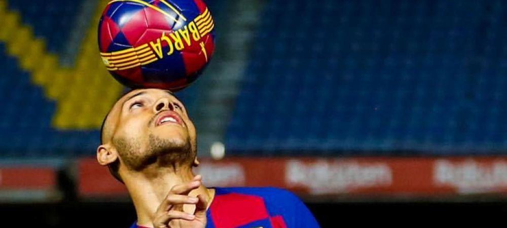Barcelona vrea sa scape de el in vara, fotbalistul insista sa ramana patru ani si jumatate pe Camp Nou