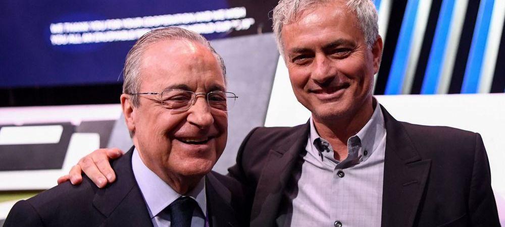 Detaliul pe care nu il stia nimeni! Mourinho il ajuta pe Perez sa il aduca pe Mbappe la Real Madrid! Culisele unui transfer ISTORIC pe Bernabeu