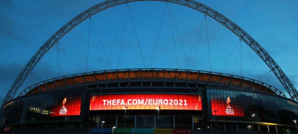 Campionatul European feminin se muta in 2022! UEFA anunta noile date pentru a face loc competitiei masculine