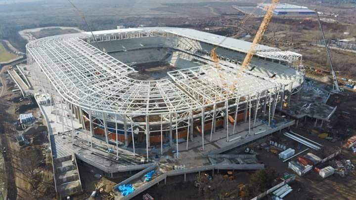 """Cele trei stadioane din Bucuresti vor fi GATA inainte de Euro! Ministrul Sportului confirma: """"Sunt sigur ca le putem inaugura!"""" Doua vor fi finalizate in acest an"""