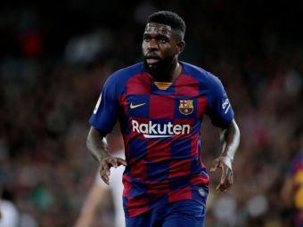 Barcelona ofera doi jucatori la schimb pentru un fotbalist de la Tottenham! Umtiti si Semedo pot pleca de pe Camp Nou