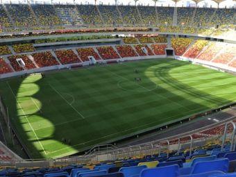Incredibil! Se intampla in Romania! In plina criza o echipa de liga a 4 a isi pune un gazon mai scump decat cel de pe Arena Nationala