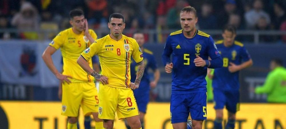 NU se potolesc nici in al 12-lea ceas! Suedia acuza in continuare Romania de rasism! Ce solicitare au trimis la UEFA