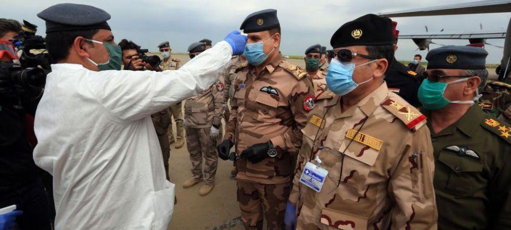 Terorist ISIS prins dupa ce se ascundea sub o masca purtata impotriva coronavirus! Era cautat din 2014