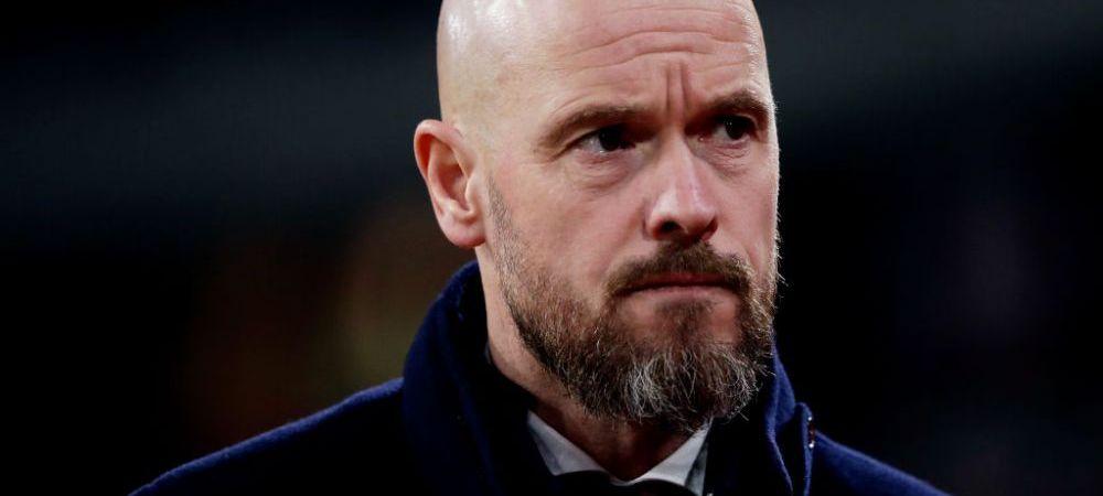 """Antrenorul lui Ajax, furios dupa ce sezonul a fost anulat! Erik ten Hag: """"In Germania se poate, la noi nu"""""""