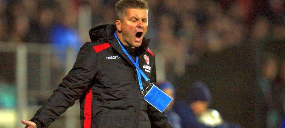Uhrin spune ca Nistor a destabilizat vestiarul, iar fotbalistii nu s-au mai concentrat! Ce a declarat fostul antrenor despre situatia de la Dinamo