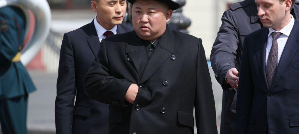 """""""Kim Jong Un este viu si este bine!"""" Oficialii nord-coreeni asigura ca dictatorul nu a murit"""