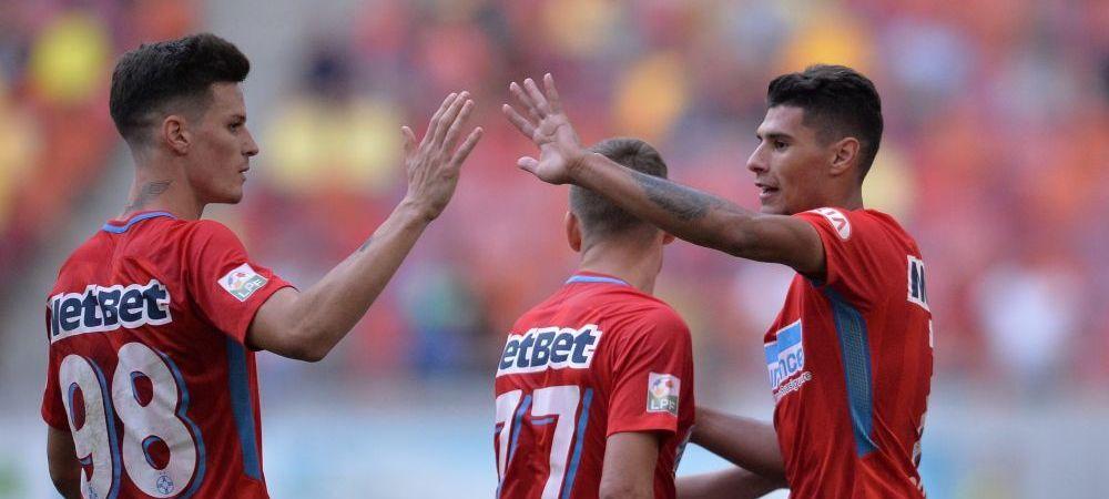 """Perlele FCSB-ului nu mai pleaca! Man si Coman raman in Liga 1, insa in iarna se anunta doua tunuri financiare pentru Gigi Becali: """"Sunt convins de asta!"""""""