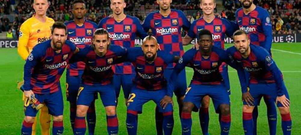 Primul transfer pe care il face Barcelona in plina pandemie! Oficialii celor doua echipe s-au pus la masa pentru negocieri! Cine ar putea ajunge pe Camp Nou