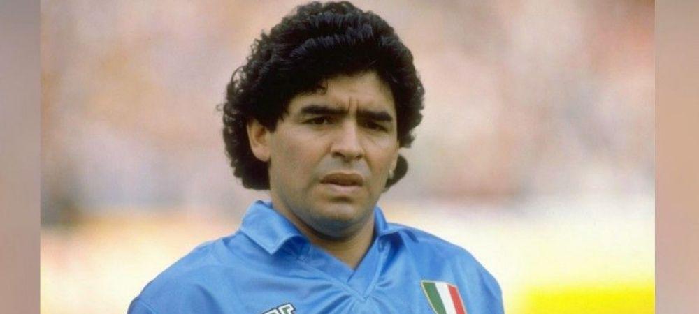 DOR DE MARADONA! 60 de secunde de GENIU in tricoul lui Napoli! VIDEO: cele mai tari goluri pe care le-a dat in Italia