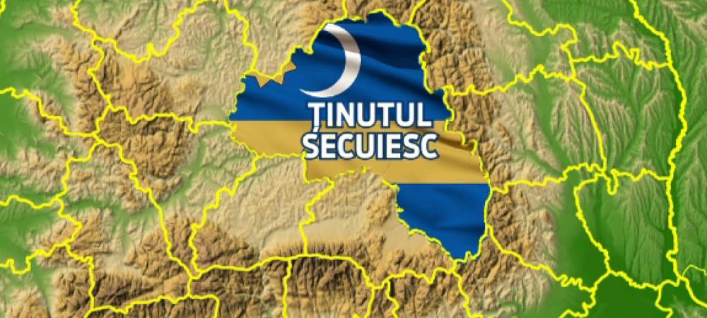 Proiectul de lege pentru autonomia Tinutului Secuiesc a fost adoptat tacit in Parlament! Care sunt prevederile