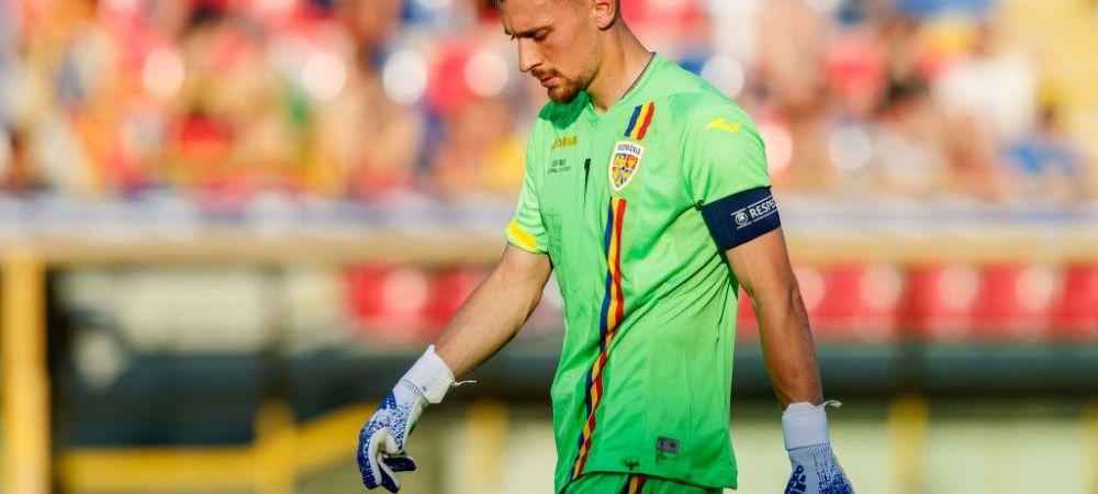"""""""E peste toti! Mare lucru sa vorbesti in vestiar in Serie A"""". Ionut Radu, preferatul lui Viorel Hizo! Antrenorul a realizat topul celor mai buni portari din Liga 1"""