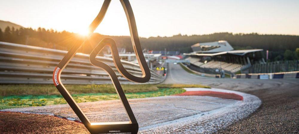 F1 se va relua in iulie, in Austria, fara spectatori!