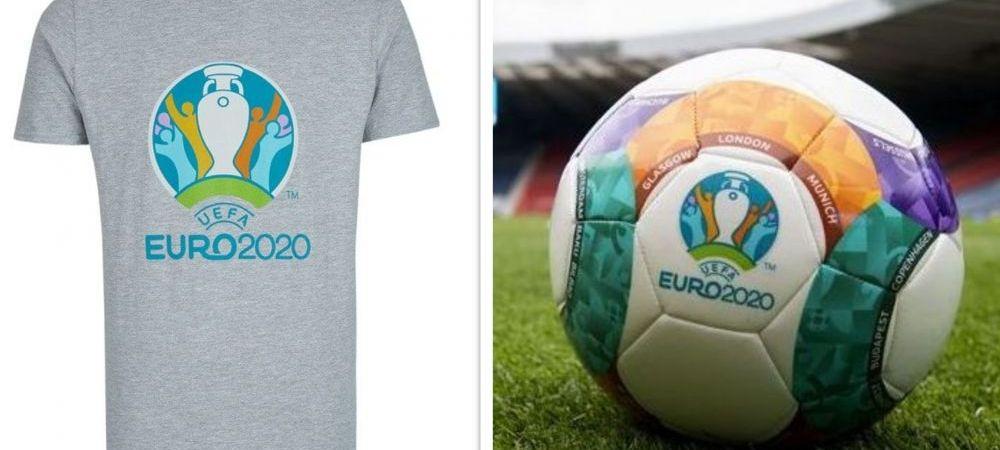 UEFA face reduceri la marfa cu logo-ul Euro 2020, pentru ca se va juca in 2021. Vezi cat a taiat din pret