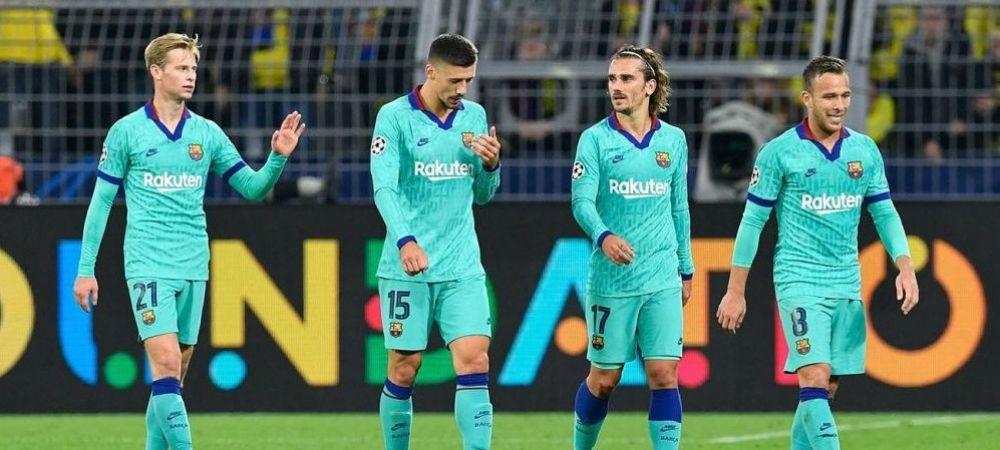"""""""Este singura optiune care ma intereseaza!"""" Reactia jucatorului de la Barcelona caruia clubul i-a dat liber la transfer"""