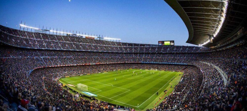 ANUNT SOC! Barcelona poate vinde drepturile pentru numele Camp Nou catre o companie de CANABIS! Myke Tyson este proprietarul