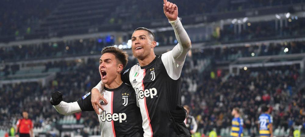 Cristiano Ronaldo, subiectul ultimului SCANDAL din Italia! Portughezul ar fi dezvaluit presei ca Dybala a fost testat pozitiv a patra oara. Motivul incredibil