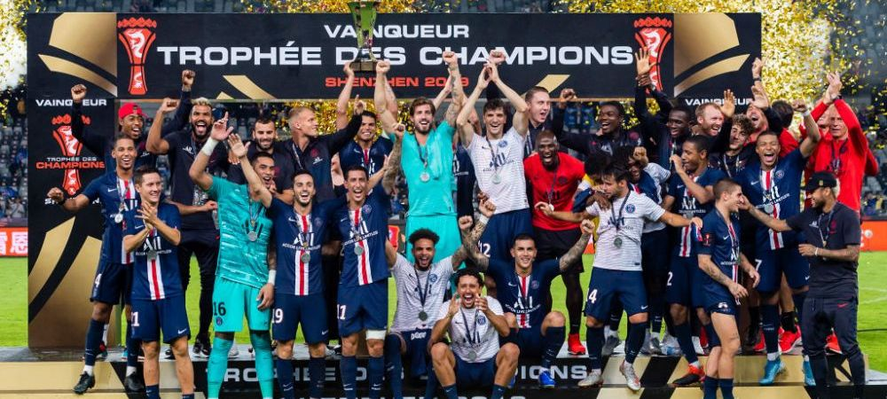 Ligue 1 si-a desemnat campioana! Paris Saint-Germain castiga titlul a treia oara consecutiv