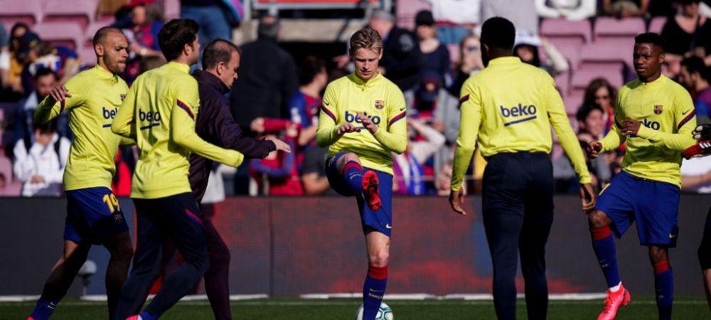 Dortmund vrea sa dea LOVITURA pe piata transferurilor! Nemtii viseaza la cea mai valoroasa BIJUTERIE a Barcelonei