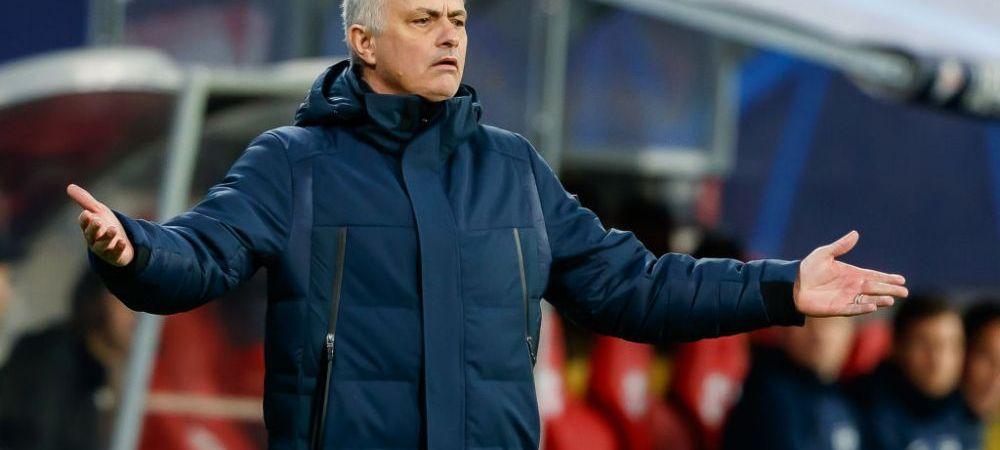 """Reactia INCREDIBILA a lui Mourinho la adresa unui fost rapidist! """"Pot spune doar ca esti retardat!"""""""
