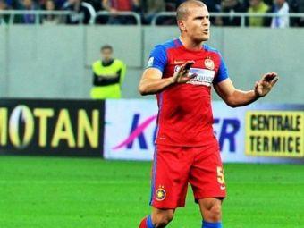 Bourceanu se face antrenor! Fostul capitan al FCSB-ului vrea sa castige titlul in Liga 1 si ii studiaza pe Klopp si Guardiola