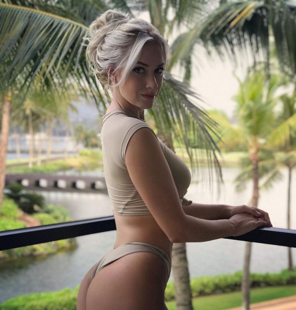 Are sau nu implanturi? Paige Spiranac, senzatia sexy a golfului, a elucidat misterul formelor care au pus pe jar milioane de barbati