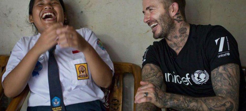 David Beckham, la 45 de ani! Ce surprize i-au pregatit Victoria si copiii