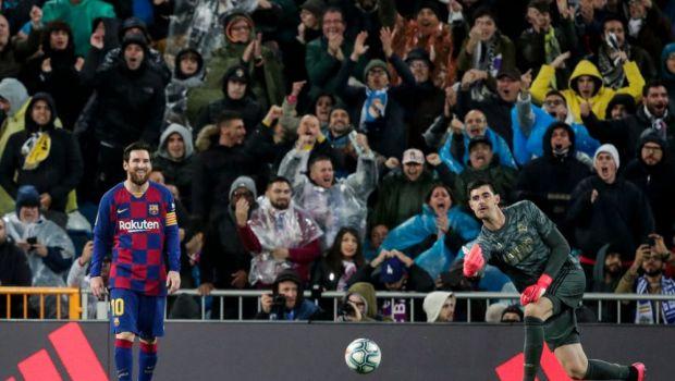 """""""Barcelona nu merita sa castige campionatul daca nu se mai joaca!"""" Antrenorul Barcelonei ii raspunde lui Courtois dupa afirmatiile DURE"""