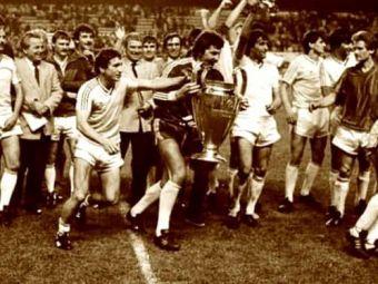 """""""Daca mai castigam trofeul de 2-3 ori stiam sa il ridic deasupra capului!"""" Declaratie fabuloasa a capitanului Stelei de la Sevilla dupa 34 de ani la castigarea Cupei Campionilor Europeni"""