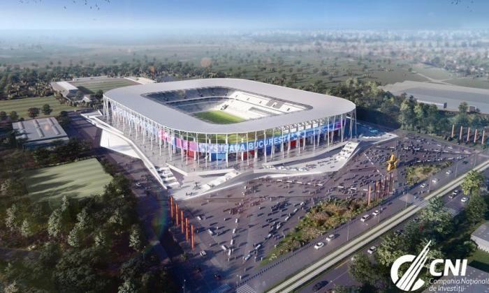 Florin Talpan, despre aniversarea Stelei '86 si despre cum se va organiza inaugurarea noului stadion din Ghencea