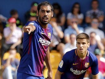 Un fost jucator de la Barcelona vrea sa se lase de fotbal pentru ca ii e frica de coronavirus!