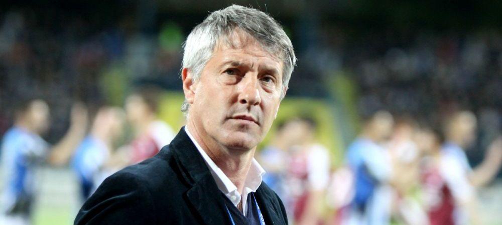 """""""Asta voi face!"""" Prima reactie a lui Cristiano Bergodi dupa ce a semnat cu Craiova! Ce spune antrenorul si ce mesaj transmite fanilor"""