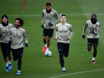 Lovitura grea pentru Real Madrid inainte de reluarea antrenamentelor! S-a ACCIDENTAT GRAV si lipseste 3 luni